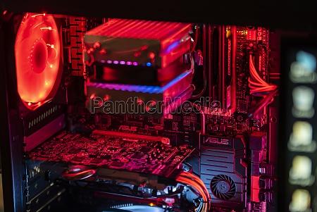 gaming pc interior 5