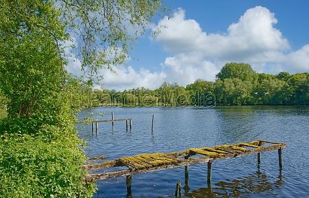 lake de wittsee schwalm nette nature