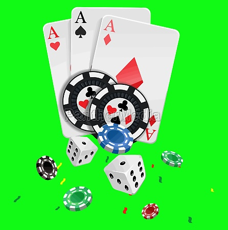 background bet big win bingo cards