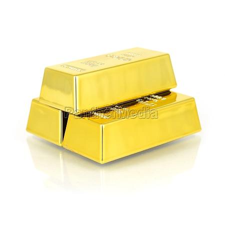 pure gold bullion bars