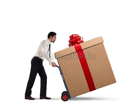 delivery xmas gifts