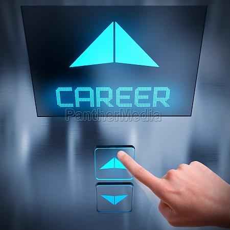 career business elevator