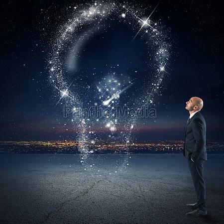 bright idea as the stars