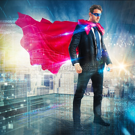 urban superhero