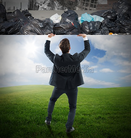 change the environment
