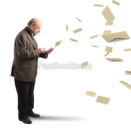 email as old letters