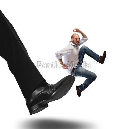 dismissal employee