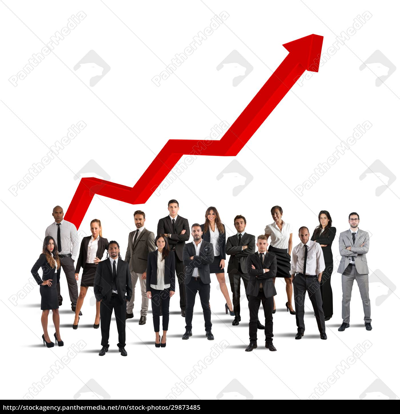 businesspeople, of, successful, company - 29873485