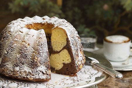 classic ring cake