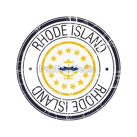 rhode island rubber stamp