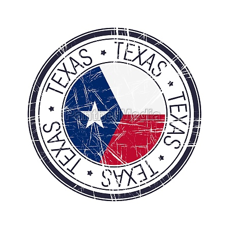 texas rubber stamp