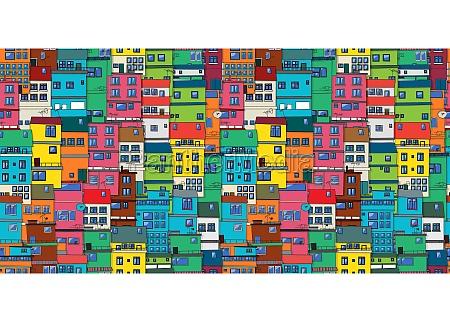 favela pattern