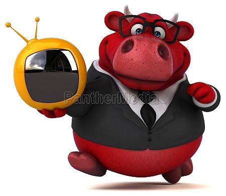 red bull 3d illustration