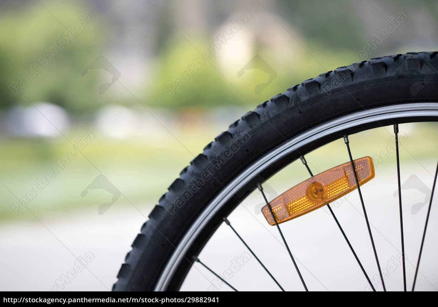 mountain, bike, tyres, outside, , summer, day, - 29882941