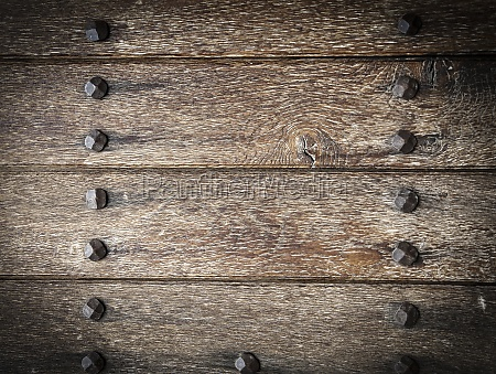 old boards and metal rivets backgrounds