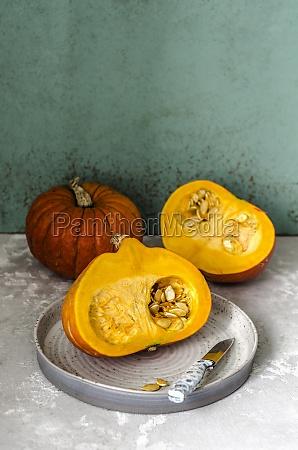 pumpkin hokkaido
