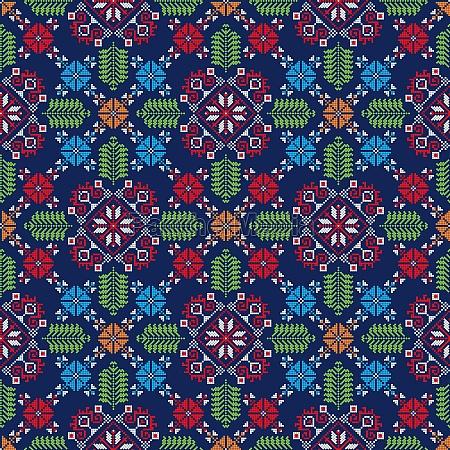romanian traditional pattern 30