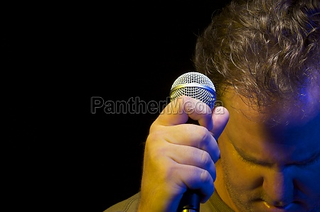 passionate vocalist microphone