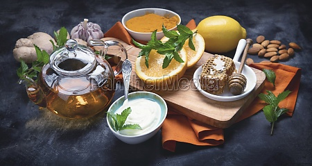 food to boost immune system on