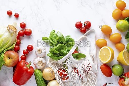 healthy cooking ingredients oranges tomatoes