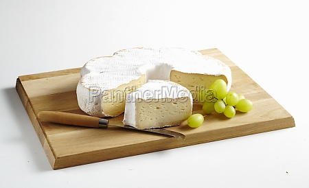 saint albray soft cheese from france