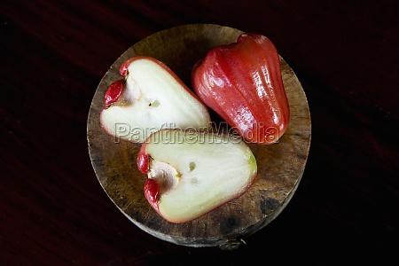 rose apple in thailand