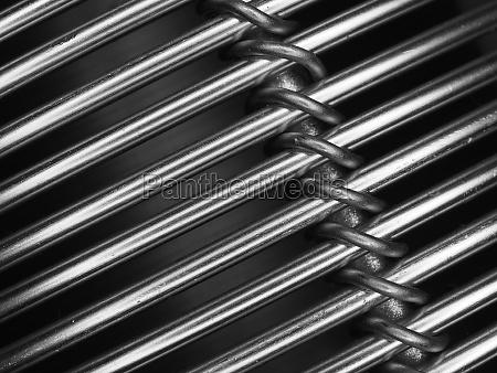 grid metal macro