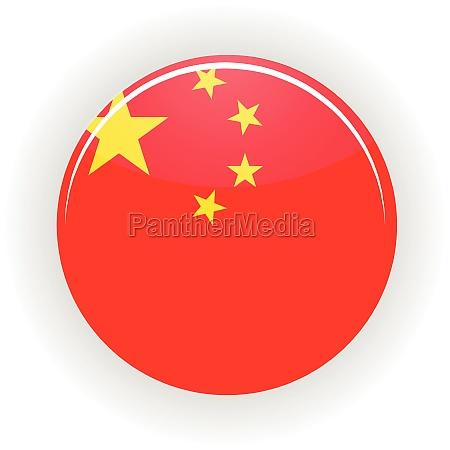 china icon circle