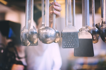 professional cooking utensils