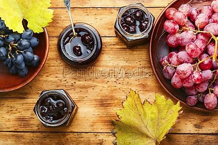 homemade berry jam