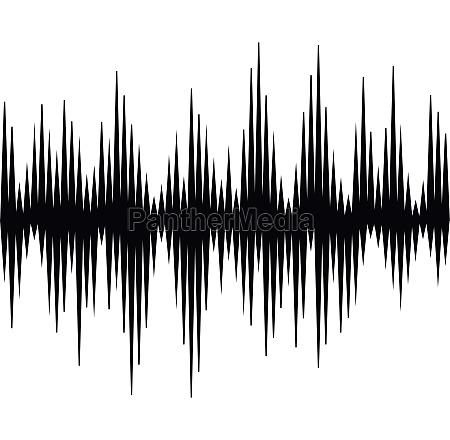 audio digital equalizer technology icon
