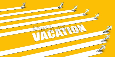 vacation concept