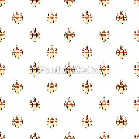 skittles pattern cartoon style