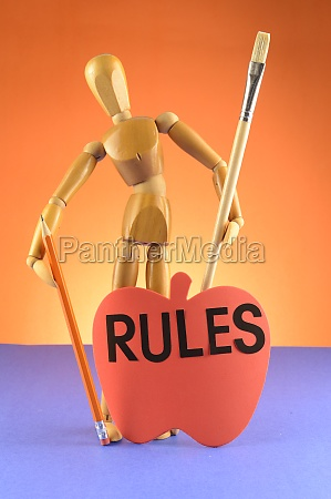 artist mannequin rules
