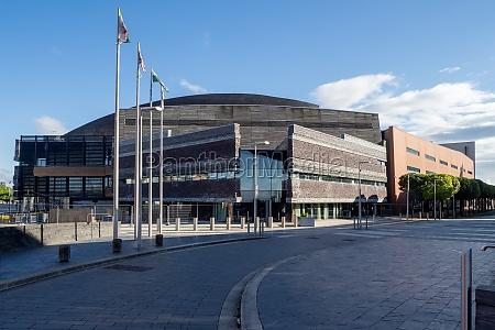 wales millennium centre welsh canolfan