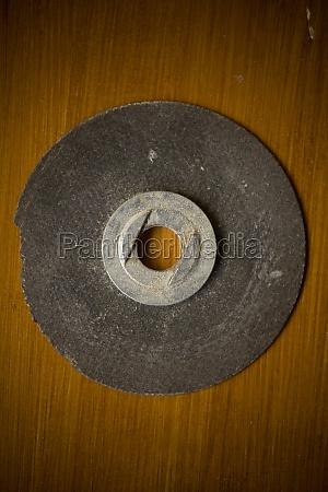 hand grinder used blade