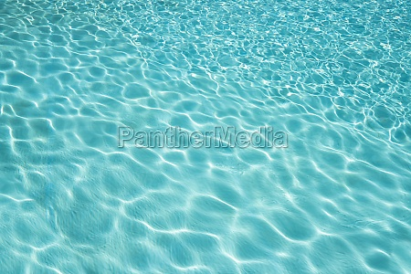shiny blue water background