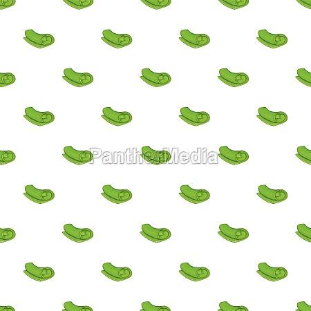 mat pattern cartoon style