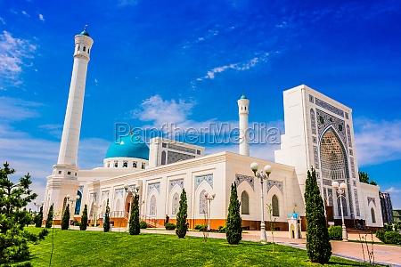 minor mosque intashkent uzbekistan