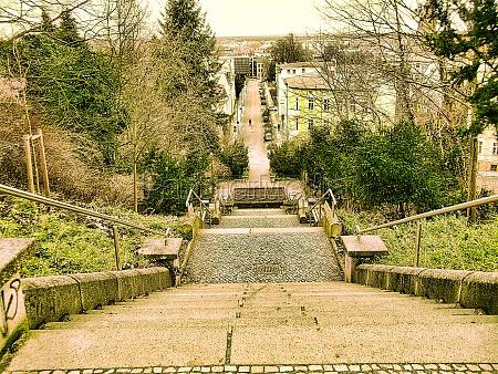 historic old town in barnim