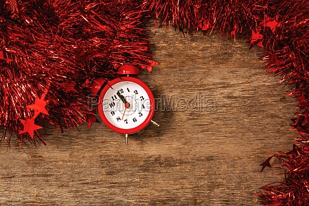 counting last minutes before christmas or