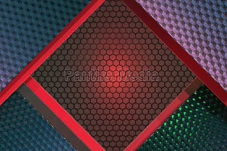 3d illustration abstract background blank space