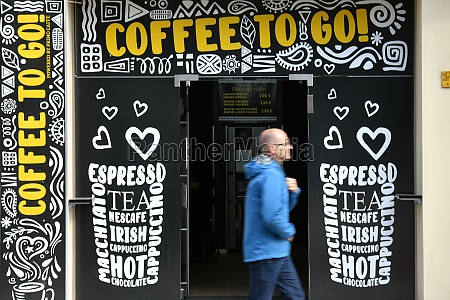 coffee to go shop in wien