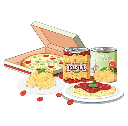 fast easy italian meal