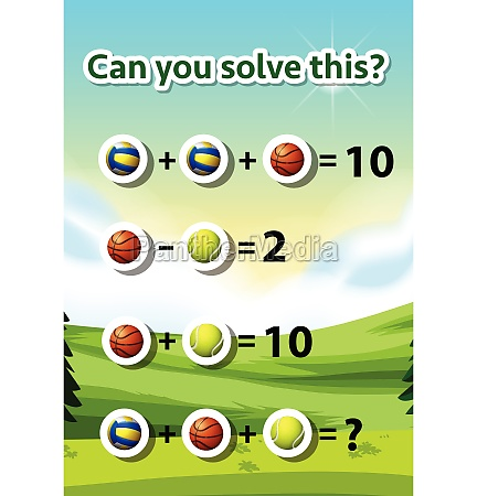 can you solve this worksheet