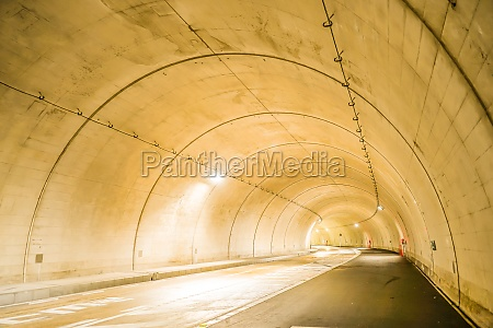 image of the tunnel