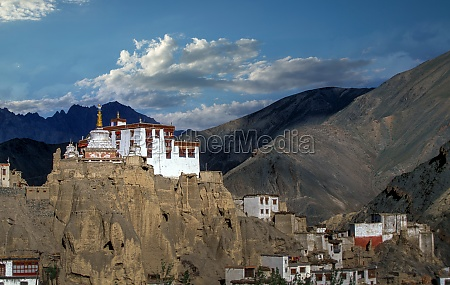 india ladakh leh district lamayuru buddhist