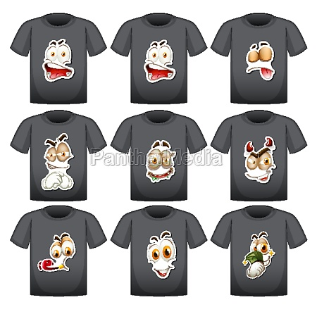 t shirt design with graphic of