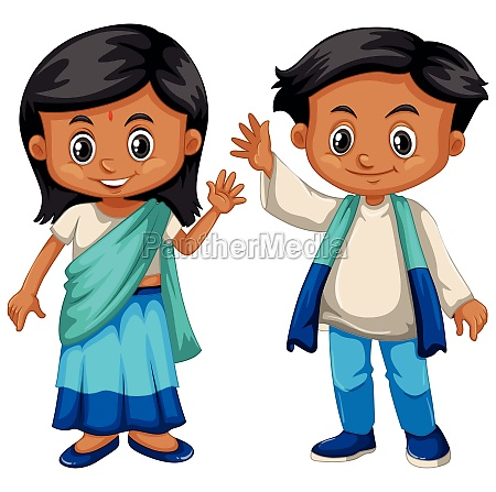 sri lanka boy and girl in