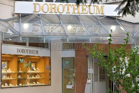 das auktionshaus dorotheum in wien OEsterreich